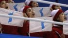 Ice Hockey – Pyeongchang 2018 Winter Olympics – Women Preliminary Round Match - Switzerland v Korea - Kwandong Hockey Cen