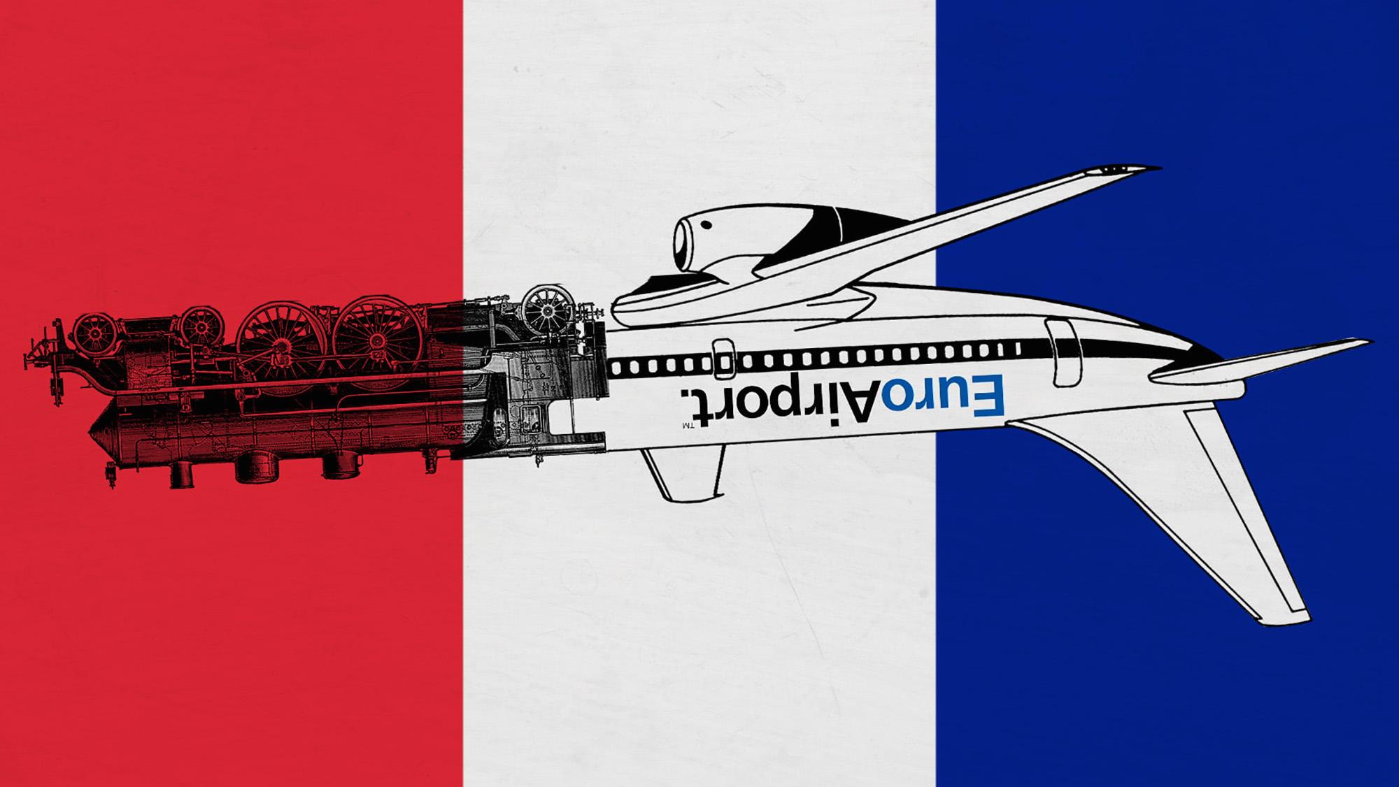 Mehr Zug fürs Flugzeug – oder doch nicht?