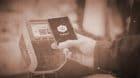 Hat sich noch nicht etabliert: An der Kasse mit dem Smartphone bezahlen.