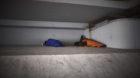Wer nicht draussen schlafen will, bekommt in Basel Hilfe. Sogenannte Rough-Sleepers wählen aber die Kälte.