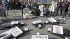 Opfer der Sparmassnahmen im Bildungswesen: Demonstrationsteilnehmer in Liestal.