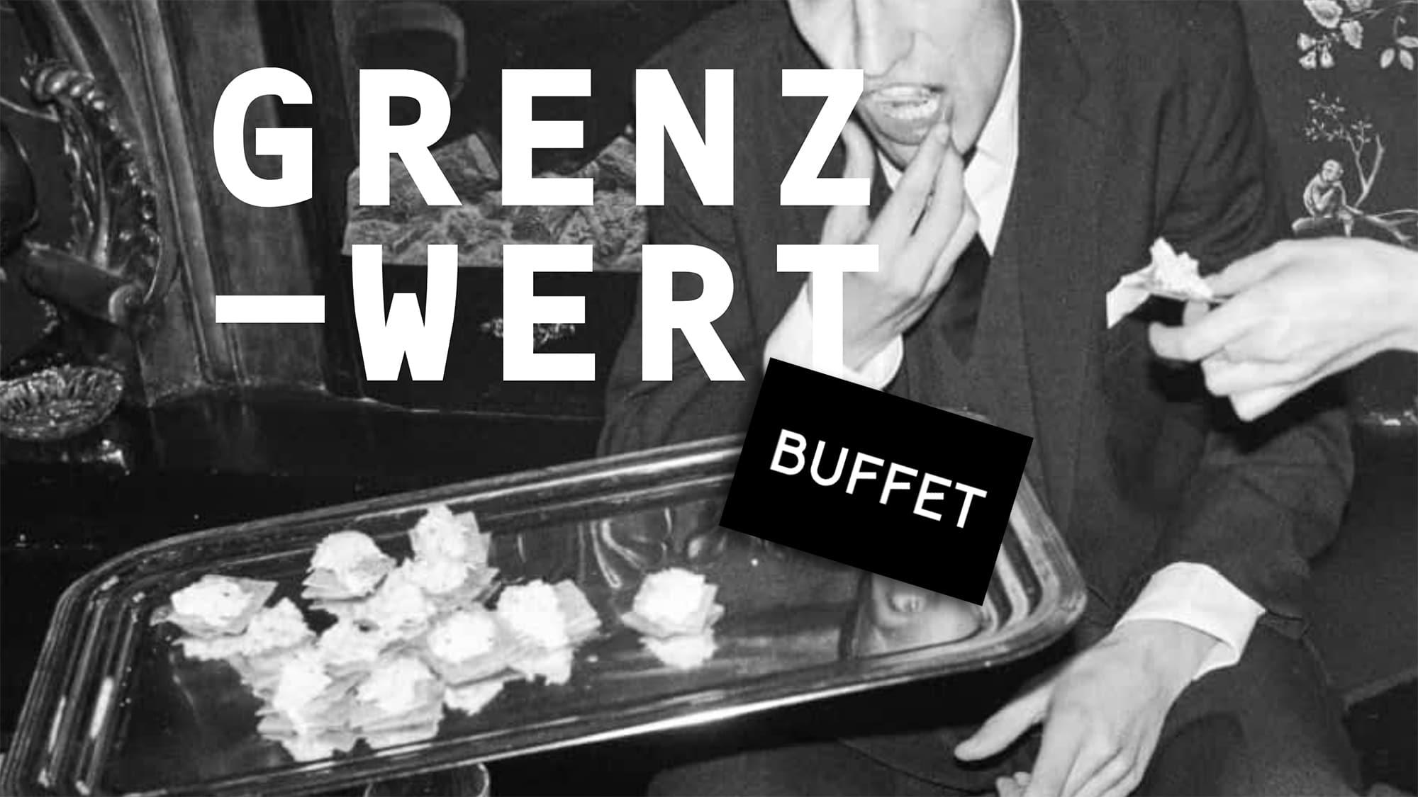 Das «Grenzwert»-Team zieht im ehemaligen «Buffet» ein.