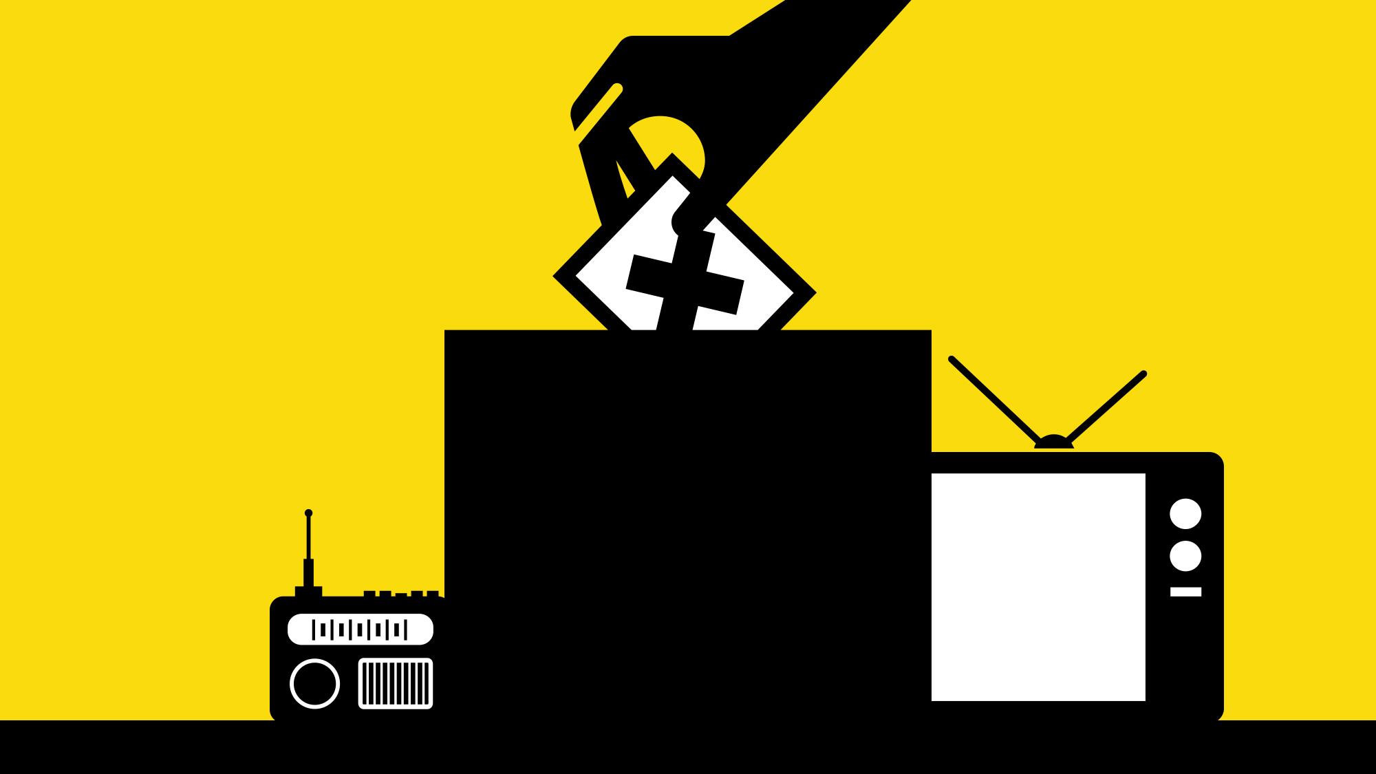 Das Volk versenkt No Billag und stärkt die SRG. Politik und Verbände machen weiter Druck.