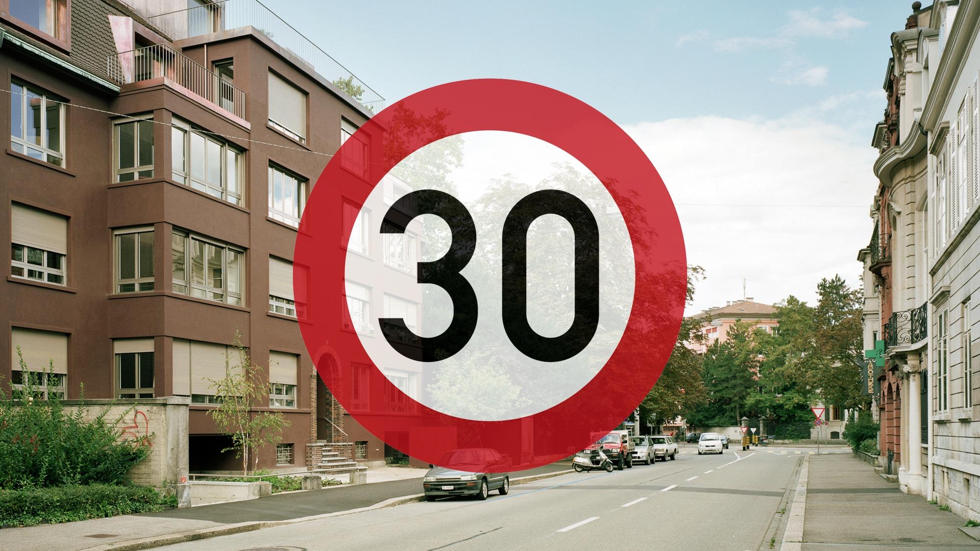 Grünes Licht des Bundesgerichts: Die Sevogelstrasse wird Tempo 30.