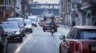 Jeden Tag fahren 13'500 Fahrzeuge durch die Feldbergstrasse. Und blasen Schadstoffe in die Luft.