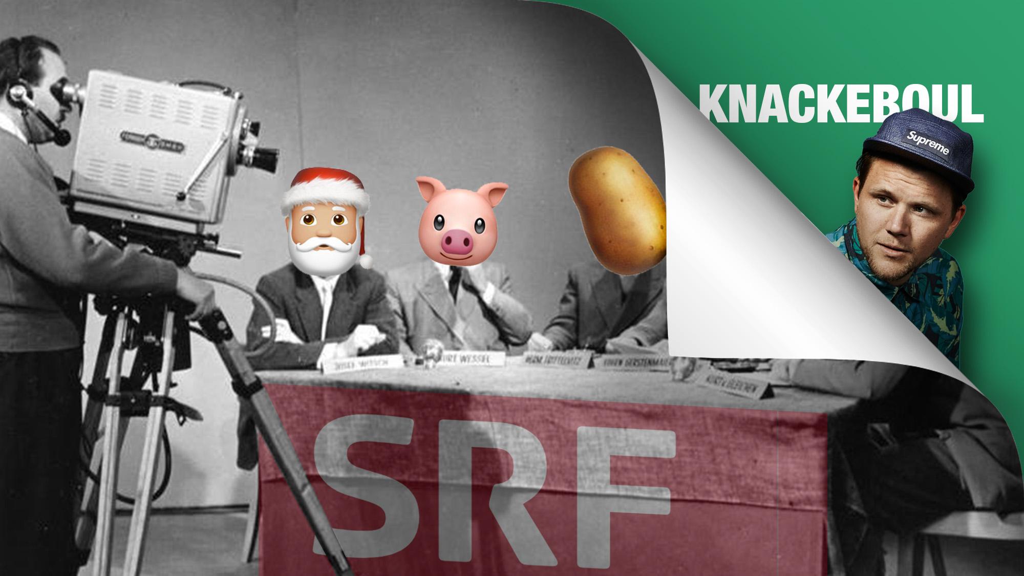Fürchtet euch nicht vor den Kleinbürgern. Knackeboul wünscht sich vom SRF mehr Mut.