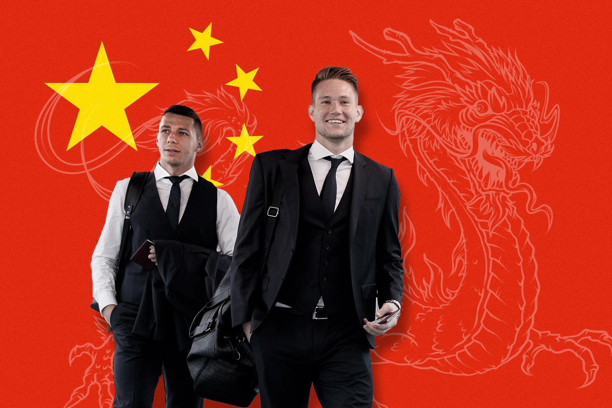 Tomas Vaclik und Marek Suchy entdecken China – mit der tschechischen Nationalmannschaft beim Einladungsturnier «China Cup�