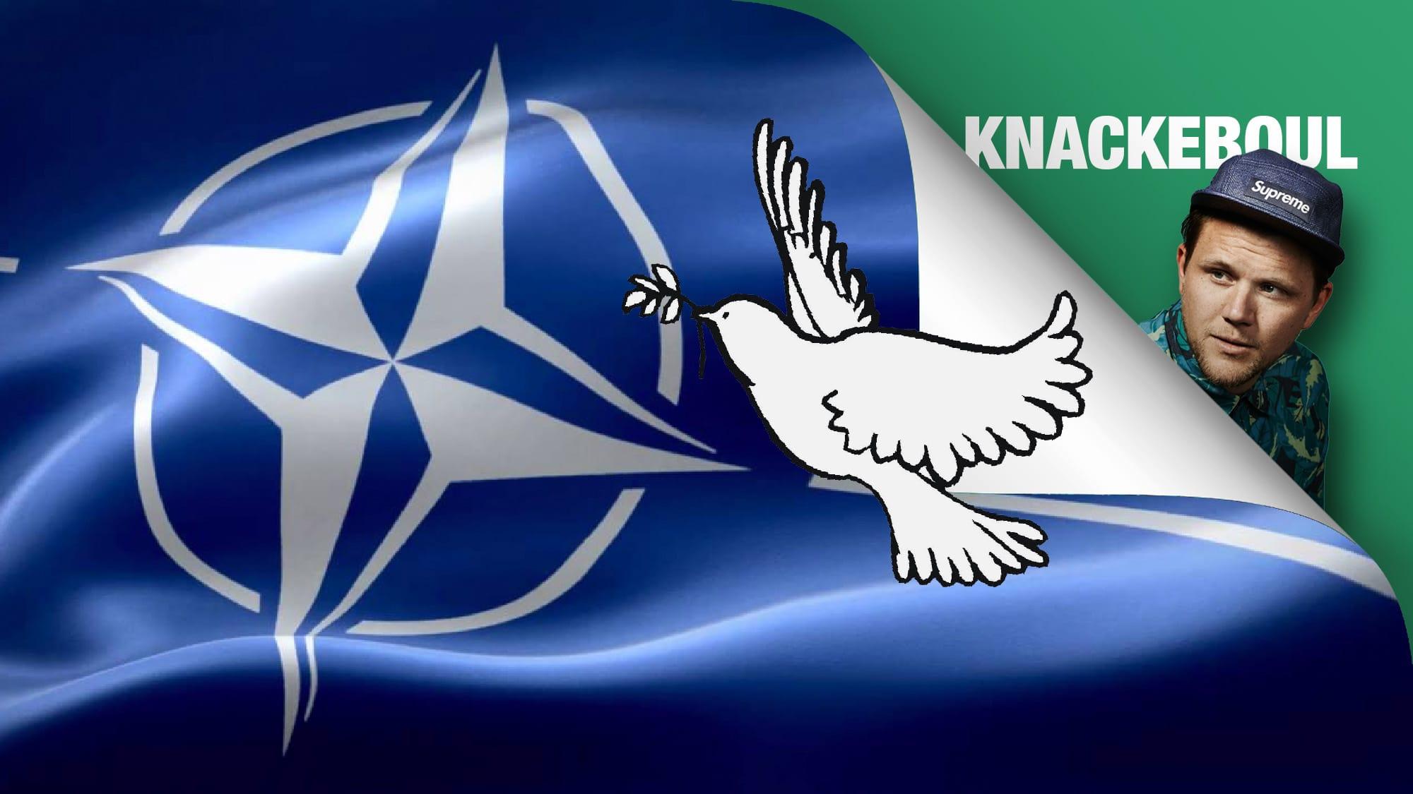 Die Welt ist besserer Ort als früher. Damit das so bleibt, braucht es einen Weltpolizisten, findet Knackeboul.