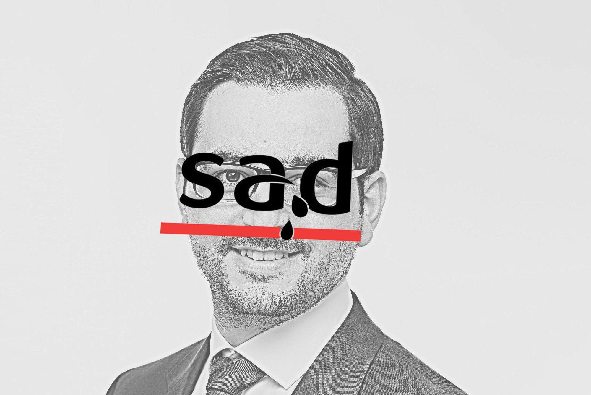 FDP-Präsident Luca Urgese hat (fast) kein Mitleid mit der SDA.