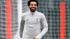 Soccer Football - Champions League - Liverpool Training - Melwood, Liverpool, Britain - April 23, 2018   Liverpool's Mohamed