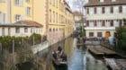 «Petit Venise» –so eine Kahnfahrt in Colmar entspannt ungemein.