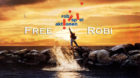Spring, Robi, spring: Kampagnenbild für den Kampf der Robi-Sezessionisten gegen die GGG.