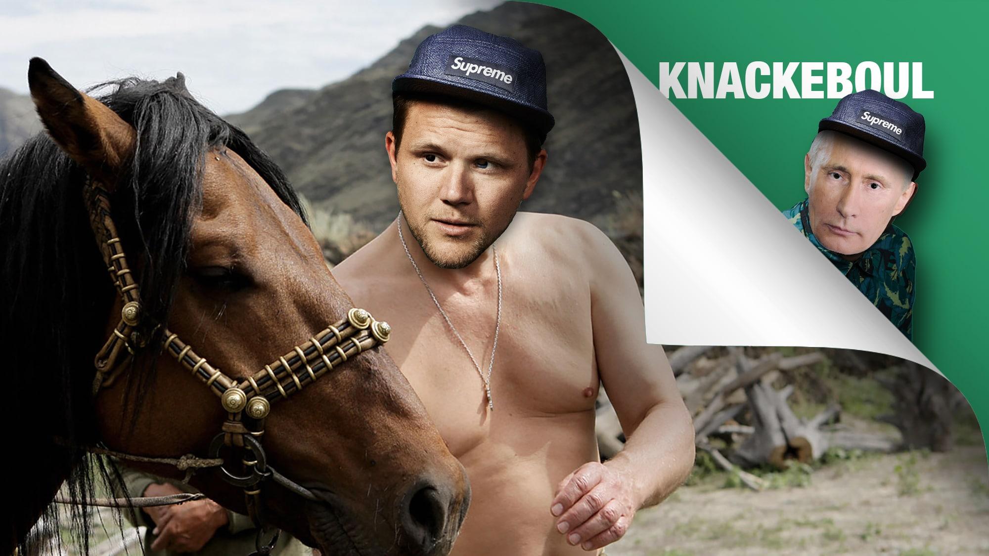 Nackt auf Bären reiten ist kein Vertrauen schaffender Regierungsstil, findet Knackeboul.