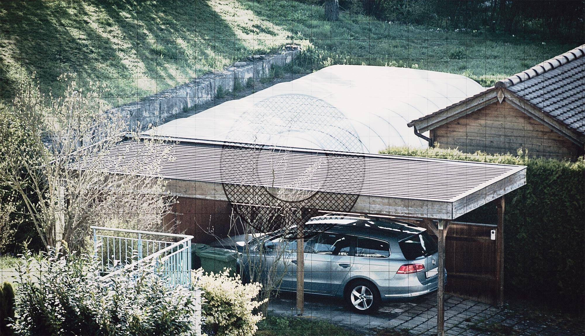 Das Haus der CVP Nationalrätin Ruth Hummel in Birmenstorf  an der Bollstrasse 34 Foto: Michael Würtenberg