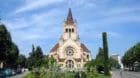 Nur noch bis 2021ein Gotteshaus: Die Pauluskirche im Ring-Quartier.