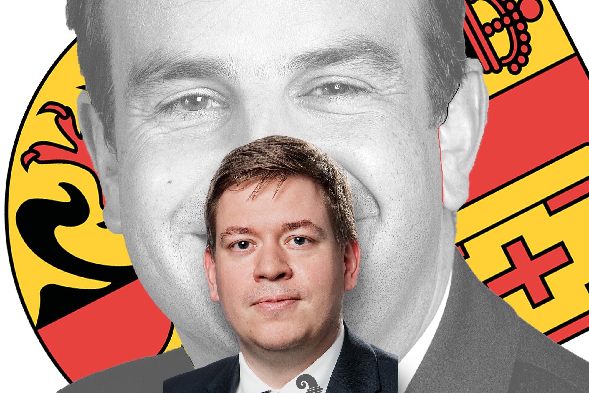 Der Basler CVP-Präsident Balz Herter ist nicht immer einverstanden mit dem nationalen CVP-Chef Gerhard Pfister. Aber auf Opp