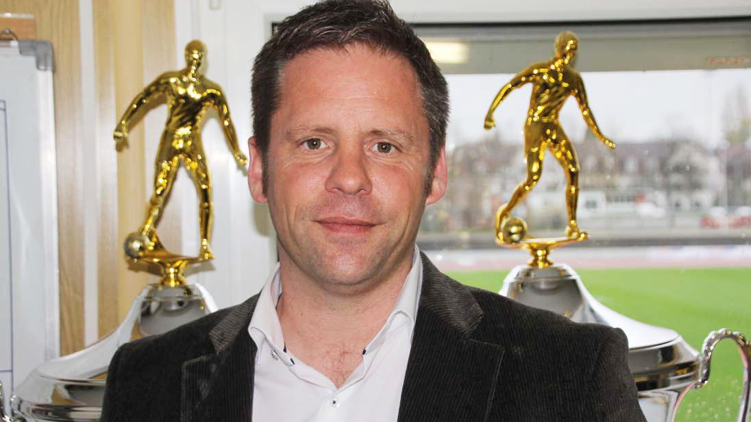 Präsident einer Fussballsektion, die es wie viele im Bereich unter dem Profisport nicht einfach haben: Beat Fläcklin vom BS