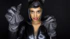 Wer die nicht kennt, sollte also husch, husch an die «Fantasy»: Die 32-jährige Corinne Zehnder gibt die Catwoman.