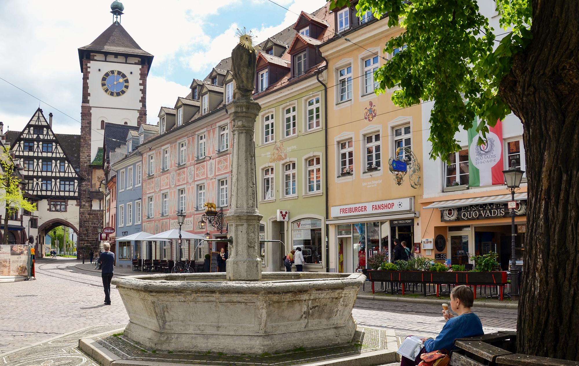 Sonnigste Stadt Deutschlands