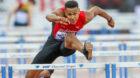 24.08.2017; Zuerich; Leichtathletik IAAF Diamond Meeting; Jason Joseph (SUI)(athletix.ch/freshfocus)