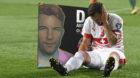 10.10.2017; Lissabon; Fussball WM Qualifikation - Portugal - Schweiz;Haris Seferovic (SUI) haelt sich am Kopf (Urs Lindt/fr