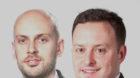 Sehen sich bald vor Gericht: SVP-Parteisekretär Joël Thüring und Nationalrat Sebastian Frehner.