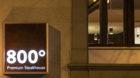 Gehört neu Raphael Wyniger: Das «800 Grad Premium Steakhouse» am Riehenring gegenüber der Messe.