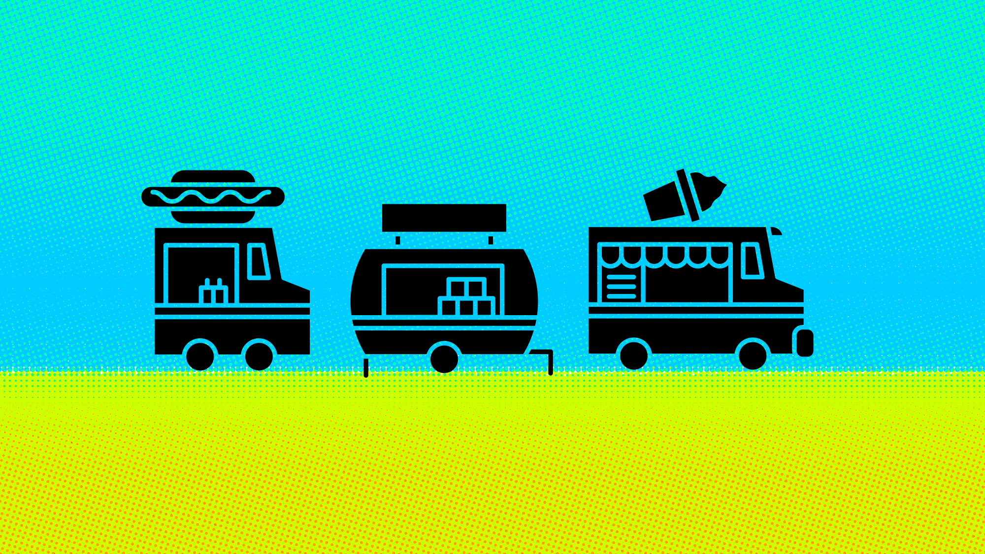 Neue Plätze für Foodtrucks: Sie sollen die «Erlebbarkeit der Stadt» erhöhen.