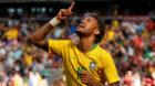 Soccer Football - International Friendly - Brazil vs Croatia - Anfield, Liverpool, Britain - June 3, 2018   Brazil's Neymar c
