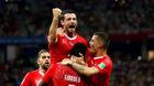 Soccer Football - World Cup - Group E - Switzerland vs Costa Rica - Nizhny Novgorod Stadium, Nizhny Novgorod, Russia - June 2