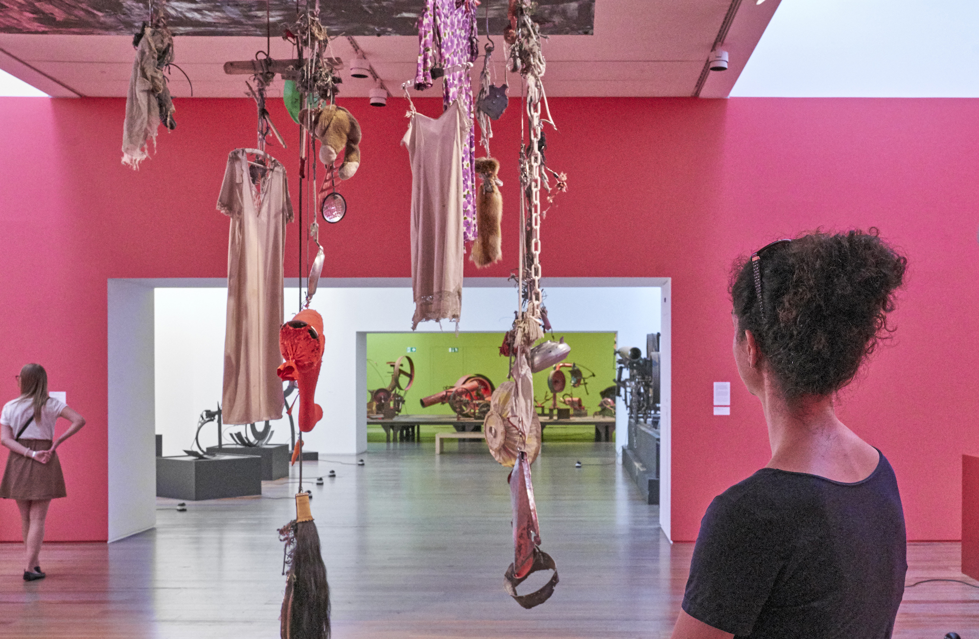 Die neue Sammlungsausstellung im Museum Tinguely, Basel 2018