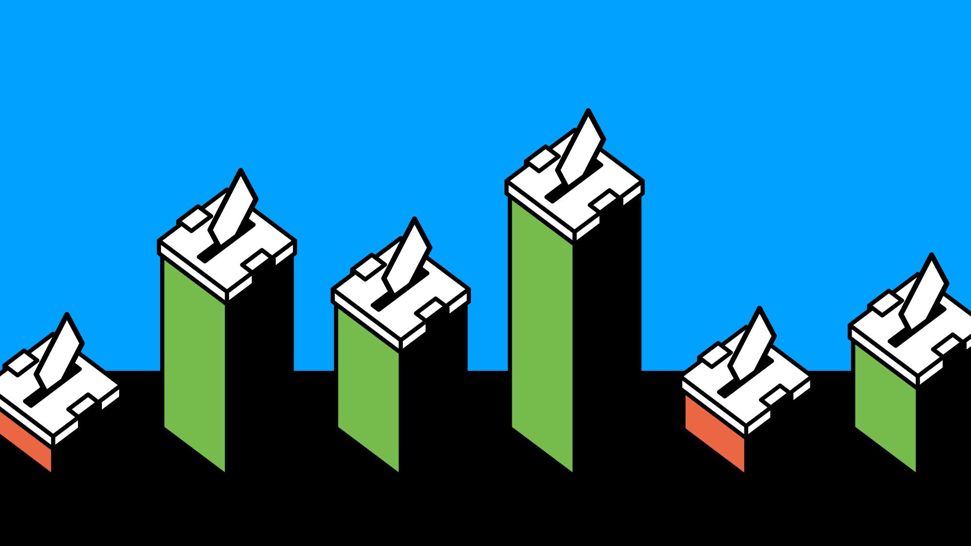 Die Stimmbürger haben am 10. Juni über mehrere nationale und kantonale Vorlagen abgestimmt.