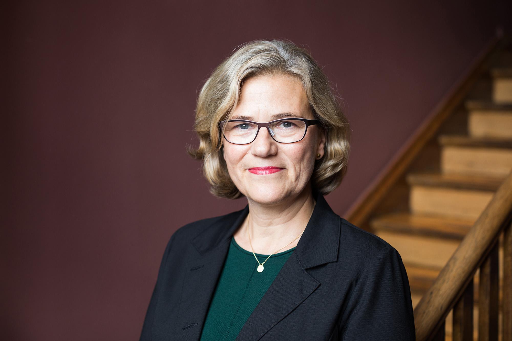 Carena Schlewitt ist Kulturpreisträgerin 2017 von Basel-Stadt.