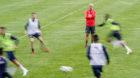 23.05.2018; Freienbach; FUSSBALL WORLD CUP 2018 - Training Schweiz; Trainer Vladimir Petkovic (SUI) beobachtet das Training