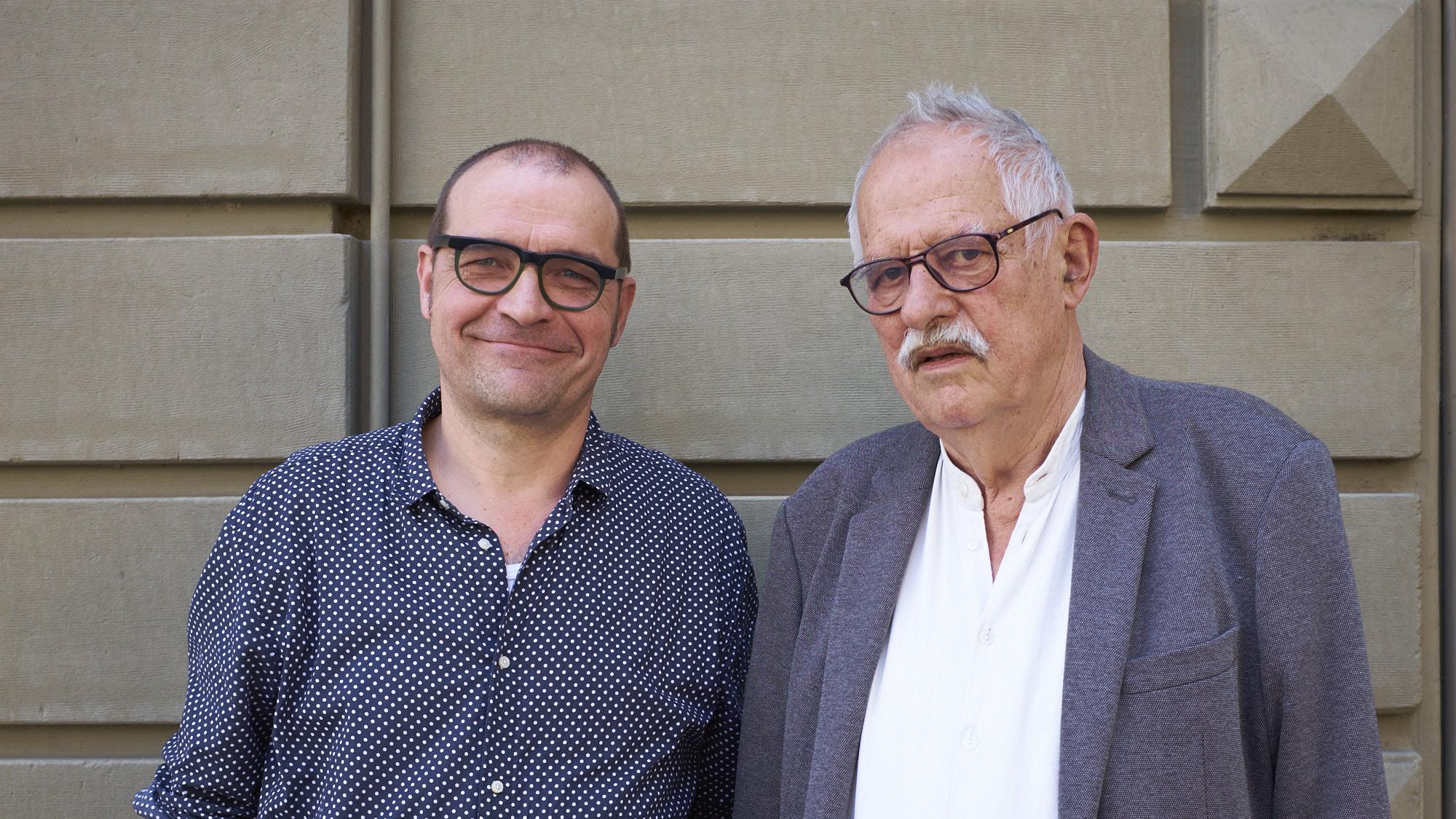 Hansjörg Schneider, Raphael Zehnder