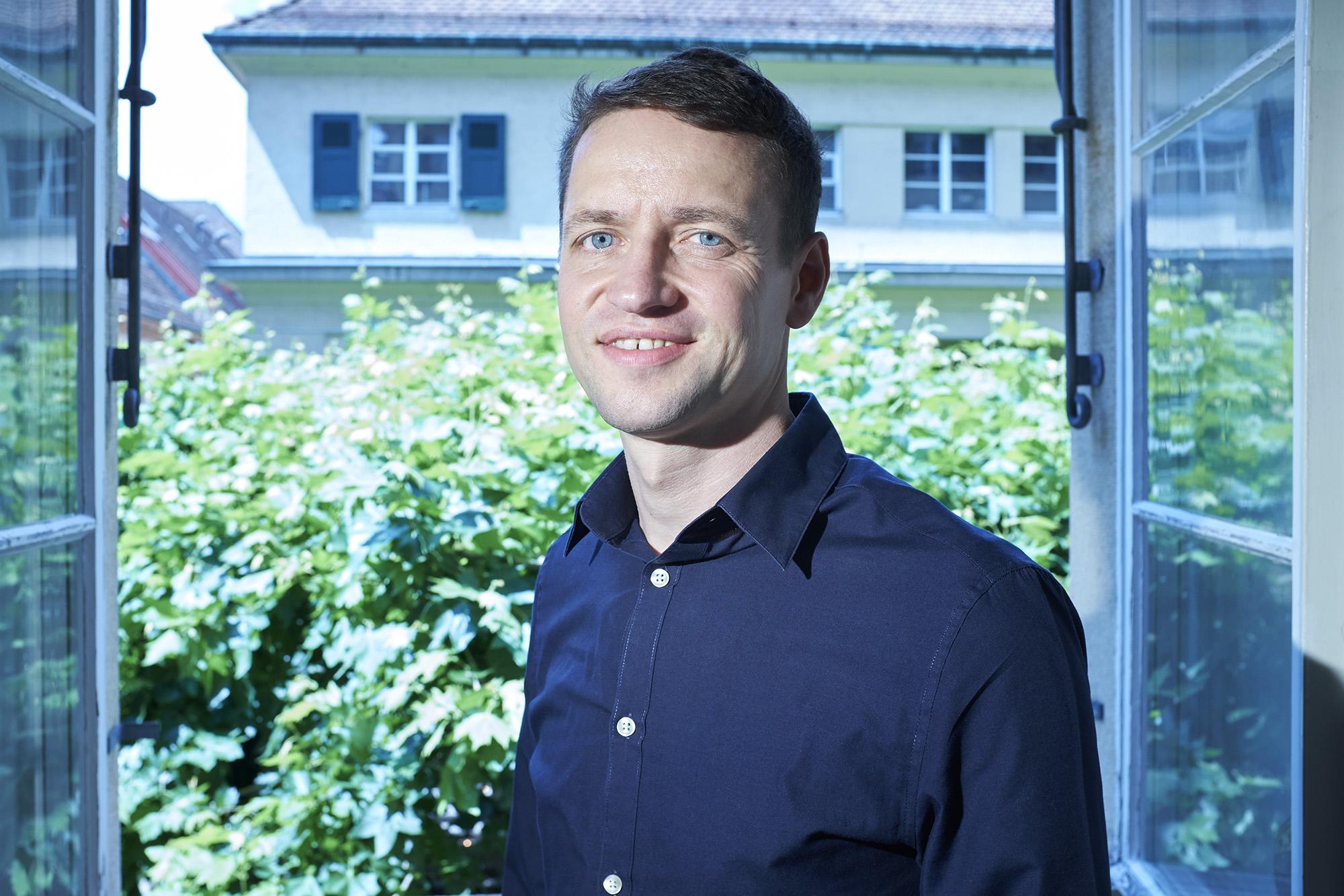 Lars Hering ist seit  2017 Leiter der Berufsbildung Basel-Stadt. Vorher war er 13 Jahre lang Berufsberater in Baselland.