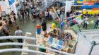 muba 2018 | INSPIRATION.live | Offcut Materialauktion im Hoefli