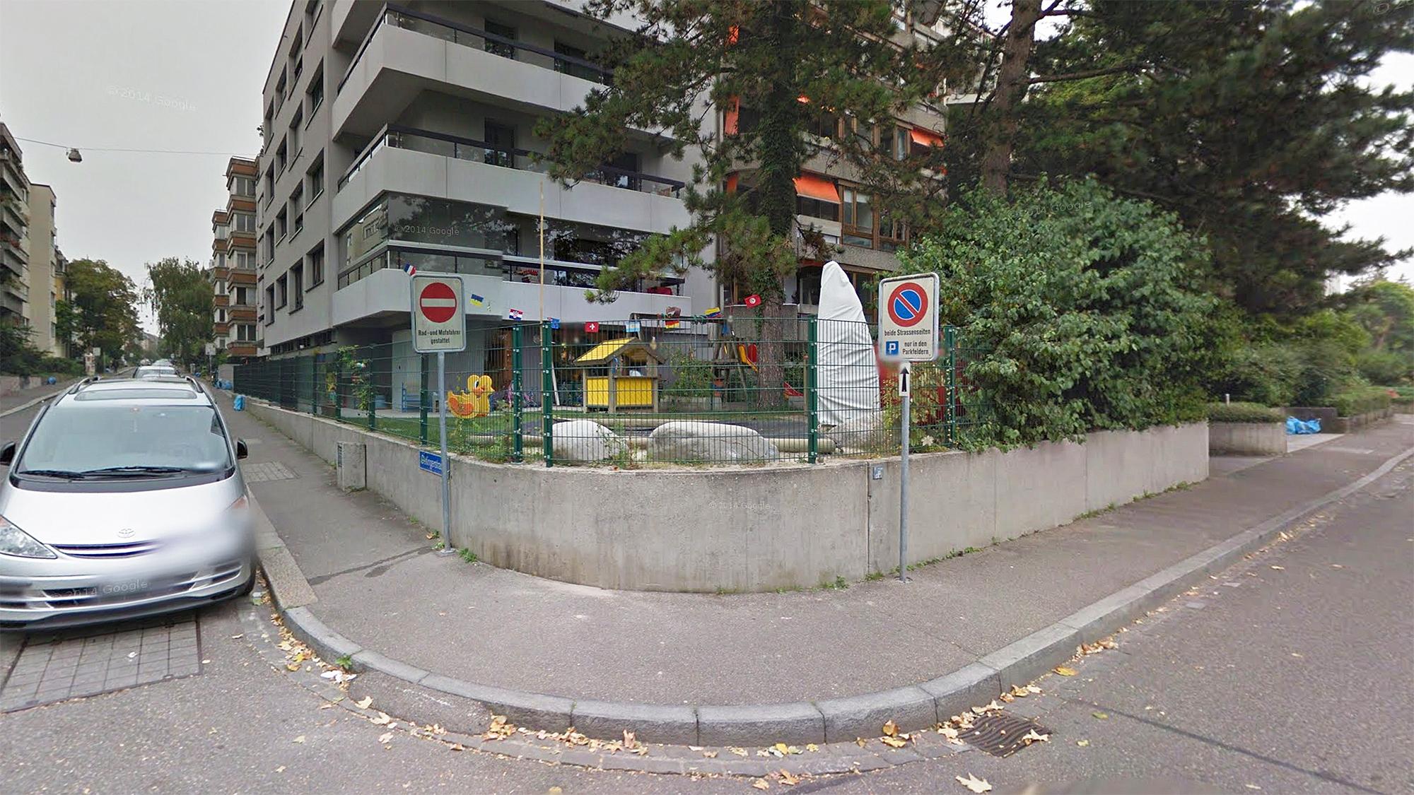 Aus und vorbei: Die Kita an der Oetlingerstrasse 2 muss weg.