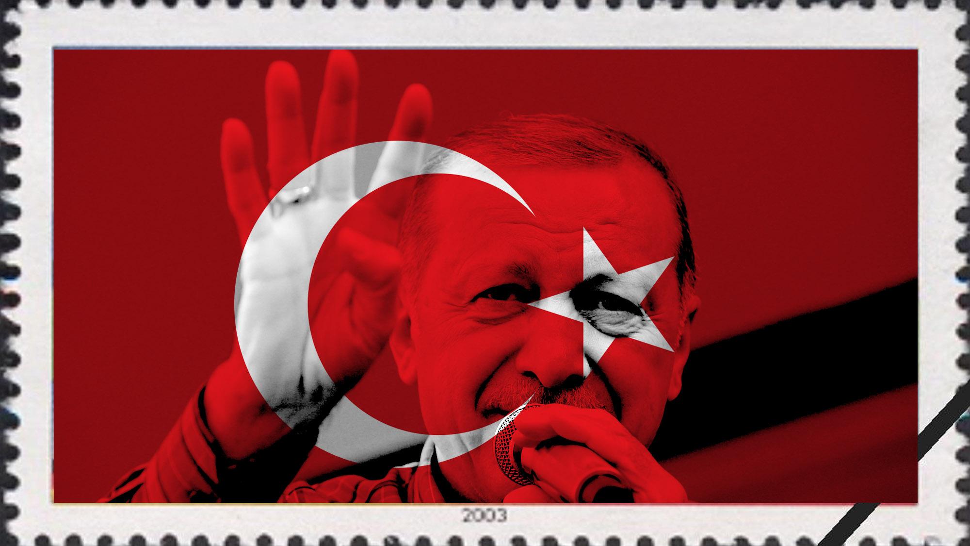 Liebesgrüsse aus Ankara: Der türkische Präsident Recep Tayyip Erdogan schickt Briefe an Basler Türken.