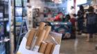 Aus und vorbei: Zigaretten wird es künftig im Unispital keine mehr zu kaufen geben.