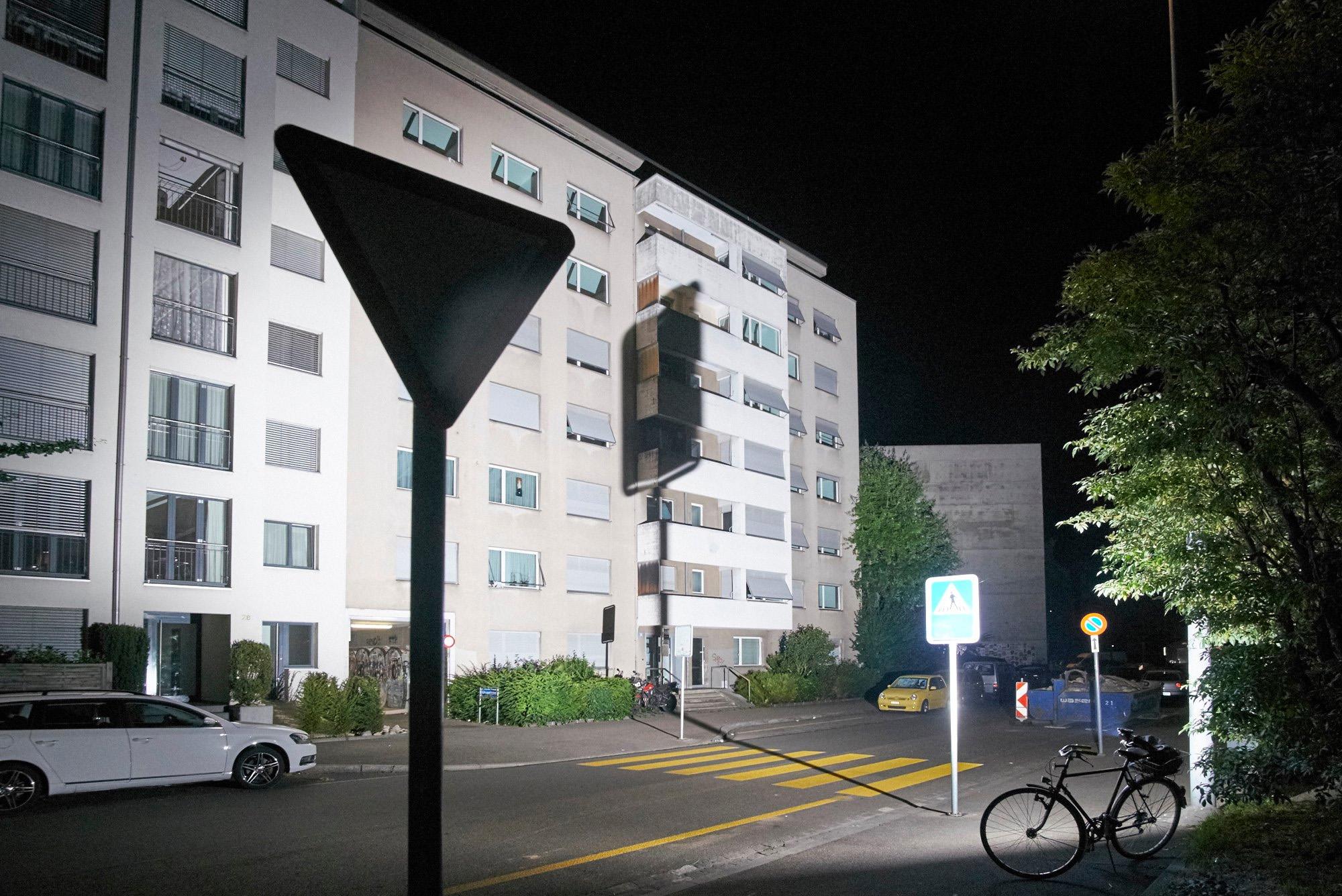 Hier an der Mülhauserstrasse 26 wurde den Mieterinnen und Mietern gekündigt, weil die Eigentümerin Immobilien Basel-Stadt