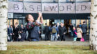 Die Baselworld ist der wichtigste Treffpunkt der Uhren- und Schmuckindustrie und wurde dieses Jahr vom Bundesrat Alain Berset