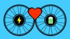 Auch wenn der Motor beim Strampeln nachhilft: E-Bike-Fahren ist gesund.