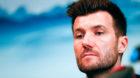 20.05.2018; Basel; Fussball Super League - FC Basel Saisonbilanz Medienkonferenz; Trainer Raphael Wicky (Basel)  (Marc Schu