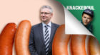 Chlöpfer und Würstchen: Andreas Glarner ruft die Wurstbürger zum Kulturkampf.