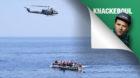 Flüchtlinge aus dem Meer ziehen – das wäre mal ein Militäreinsatz der Sinn macht.