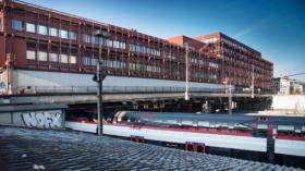 Im Jahr 2022 soll das Postreitergebäude am Bahnhof abgerissen werden.
