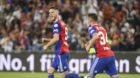 23.08.2018; Basel; Fussball Europa League - Qualifikation FC Basel - Apollon Limassol FC; Ricky van Wolfswinkel (Basel) jubel