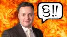 Holt zum Gegenschlag aus: SVP-Nationalrat Sebastian Frehner.