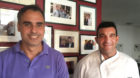 Neues Lokal, bewährtes Konzept: Stefano Giovannini (links) und Koch Mauro D'Orazio ziehen mit ihrer römischen Küche vom